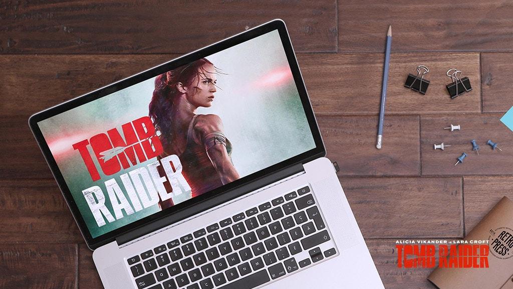 Chia sẻ bộ ảnh nền PC chất lượng cao chủ đề phim Tomb Raider 2018, mời anh em tải về!