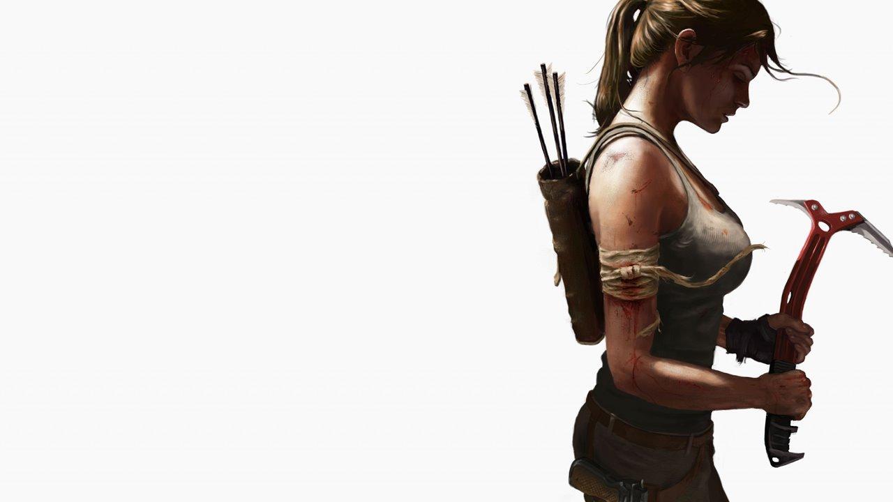 Chia sẻ bộ ảnh nền chất lượng cao dành cho máy tính theo chủ đề phim Tomb Raider - 2018