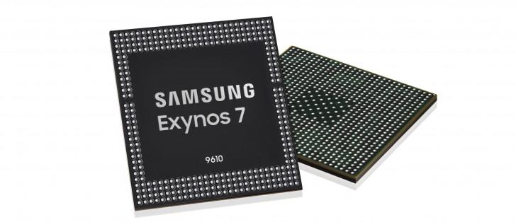 Samsung ra mắt vi xử lý Exynos 9610 cho smartphone tầm trung với khả năng quay slow motion 480fps