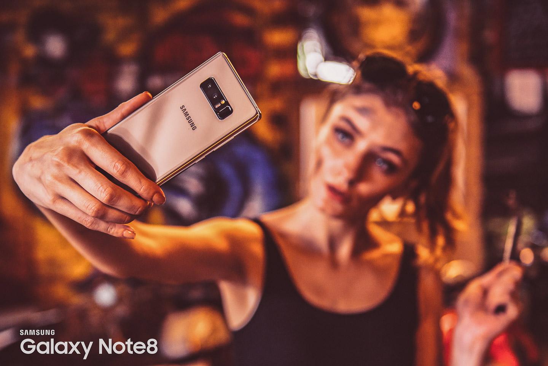 Samsung chính thức phát hành bản nâng cấp Android 8.0 Oreo cho Galaxy Note 8