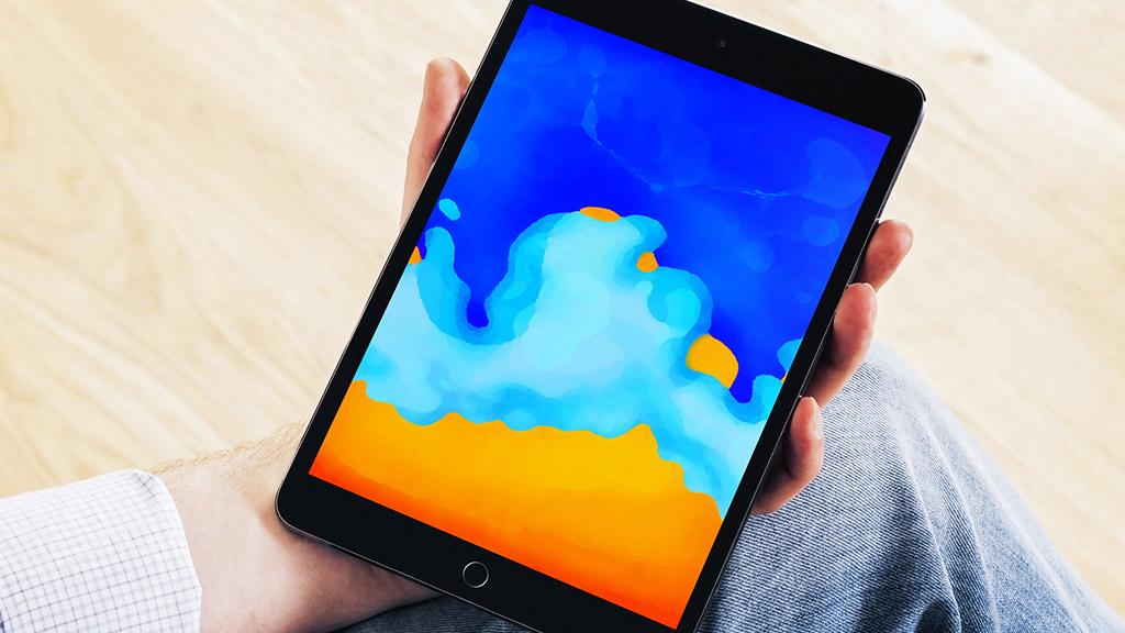 Chia sẻ bộ ảnh nền mặc định trên iPad 2018, Vodafone Smart V8 và Huawei Nova 3e