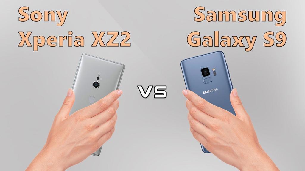 So sánh khả năng quay video Slow Motion 960fps của Galaxy S9 và Xperia XZ2