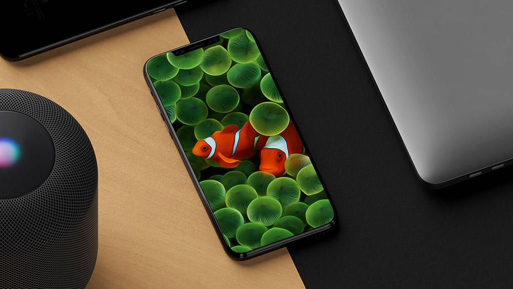 Chia sẻ bộ ảnh nền với nhiều chủ đề dành cho smartphone màn hình 18:9, 19:9