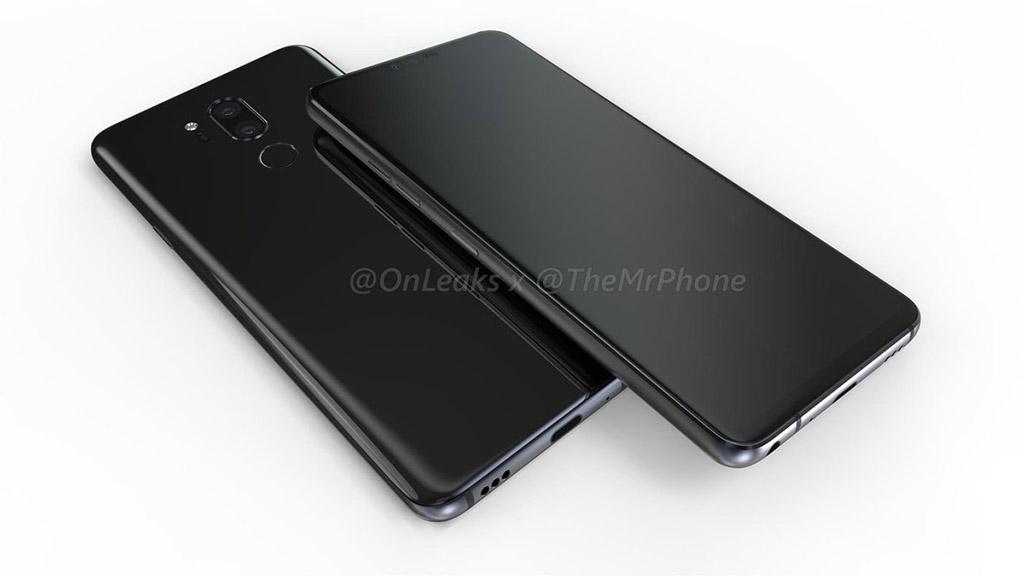 Cùng xem bộ ảnh render sắc nét của LG G7 với thiết kế tai thỏ từ chuyên gia rò rỉ Evan Blass nhé