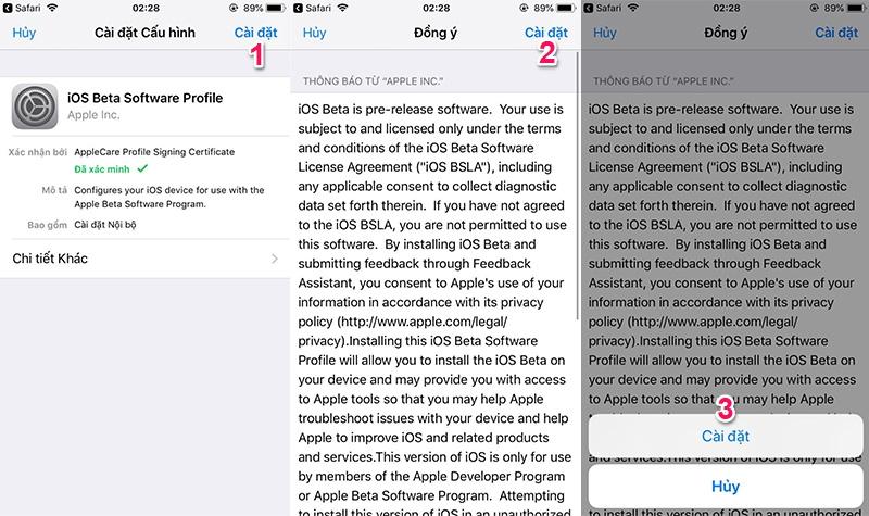 Apple vừa phát hành iOS 11.4 beta 1 dành cho các nhà phát triển với dung lượng gần 2GB