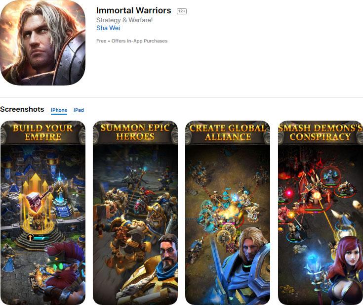 [04/04/18] tổng hợp danh sách một số ứng dụng và trò chơi nổi bật mới phát hành trên App Store