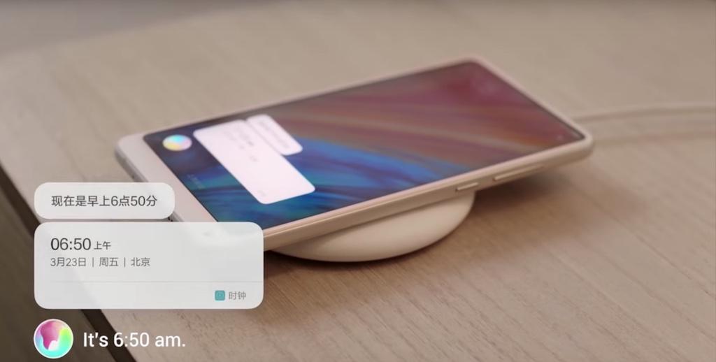 Xiaomi tung clip giới thiệu trợ lý ảo Xiao Ai trên Mi Mix 2S: Làm toán, phiên dịch,... gì cũng biết