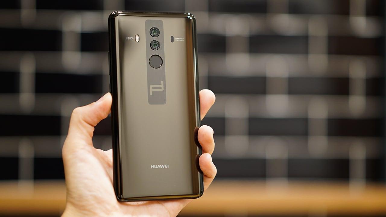 Lộ diện điểm AnTuTu của Huawei Mate 20, vượt xa Galaxy S9+