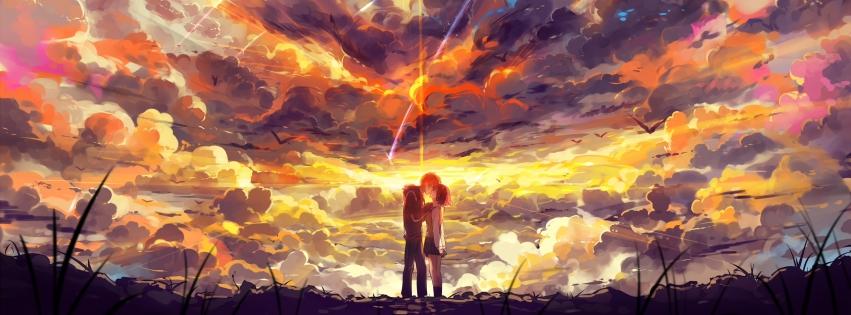 Chia sẻ bộ ảnh bìa Facebook tuyệt đẹp theo chủ đề Anime, mời anh em tải về