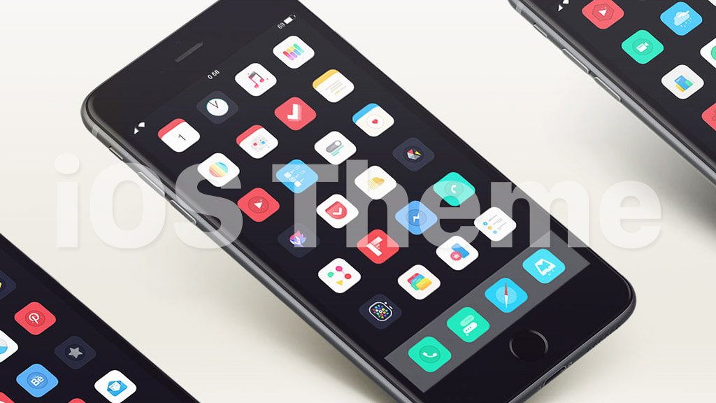Phần 1: Tổng hợp 40+ theme đẹp dành cho Anemone và thiết bị iOS đã jailbreak
