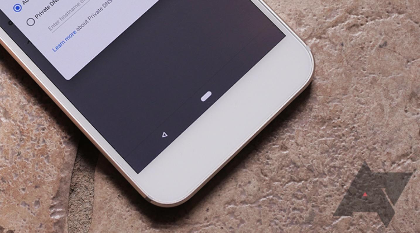 Rò rỉ hình ảnh thanh điều hướng mới của Android P sẽ hỗ trợ cử chỉ gần giống iPhone X?