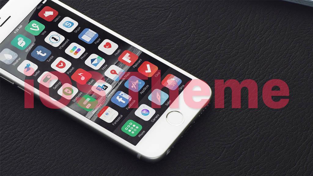 Phần 2: Tổng hợp 30+ theme đẹp dành cho Anemone và thiết bị iOS đã jailbreak