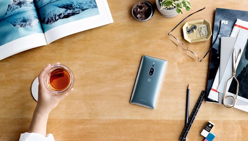 Sony ra mắt Xperia XZ2 Premium: Màn hình 4K HDR, camera kép với ISO lên đến 51200