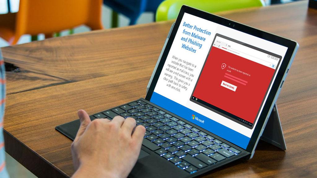Microsoft phát hành extension bảo mật Windows Defender cho trình duyệt Google Chrome