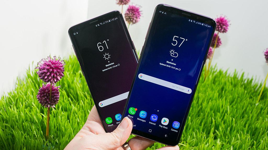 Samsung đã hoàn thiện việc thiết kế Galaxy S10: Vẫn sử dụng màn hình Infinity Display, và có cảm biến vân tay dưới màn hình