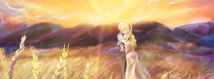 Phần 2: Chia sẻ bộ ảnh bìa tuyệt đẹp dành cho Facebook theo chủ đề Anime