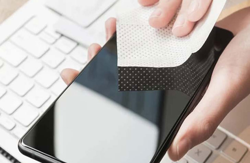 Xiaomi ra mắt miếng lau màn hình diệt khuẩn Screen Cleaning Wipes, 18.000đ/1 hộp 15 miếng