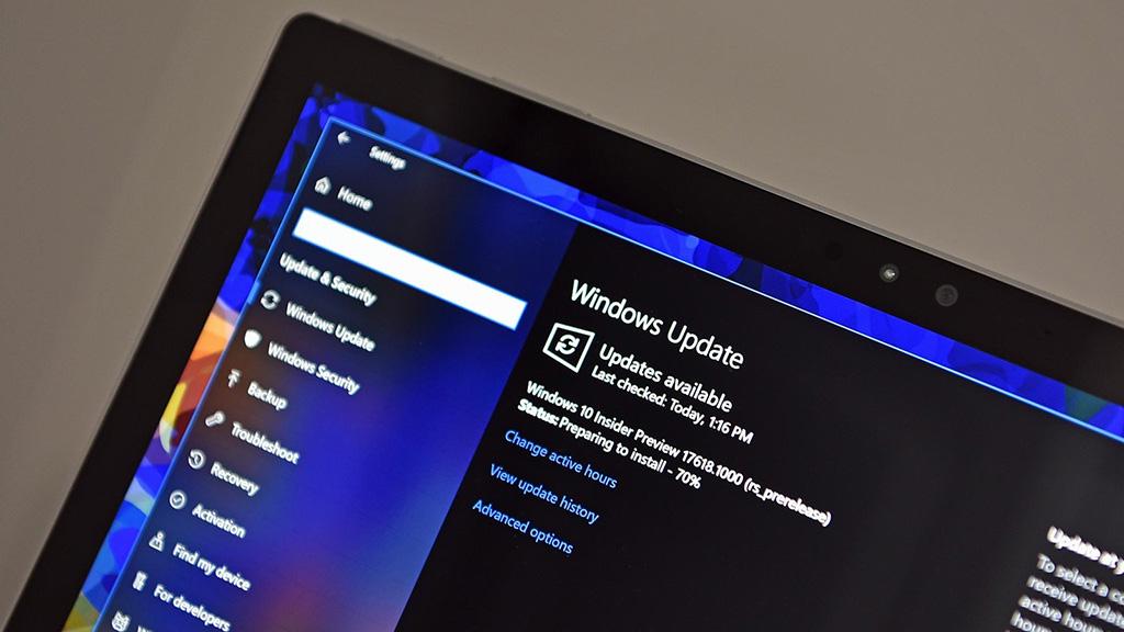 Windows 10 build 17650 đã được phát hành đến người dùng nhánh Fast Ring với tuỳ chọn Skip Ahead, có bàn phím Telex