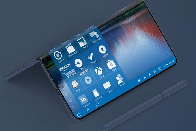 Thêm dấu hiệu cho thấy Surface Phone với màn hình gập sẽ được Microsoft ra mắt vào cuối năm nay