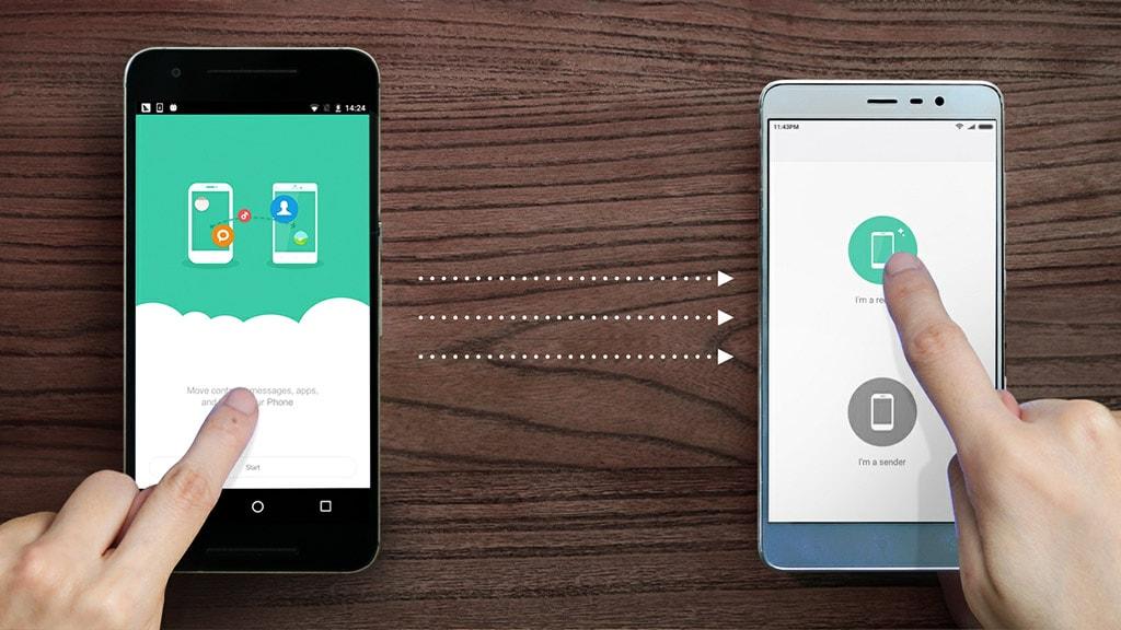 Thủ thuật chia sẻ file giữa PC/Mobile và Mobile đơn giản, không cần phần mềm