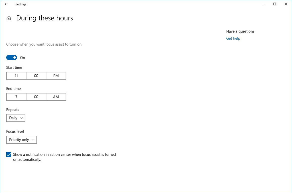 Khám phá Windows 10 April 2018 Update: sự cải tiến vượt bậc bên trong Settings