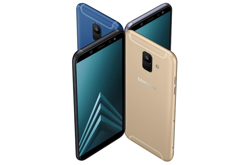 Samsung chính thức ra mắt bộ đôi Galaxy A6 và A6+: Màn hình 18.5:9, camera kép, bán ra vào tháng 5