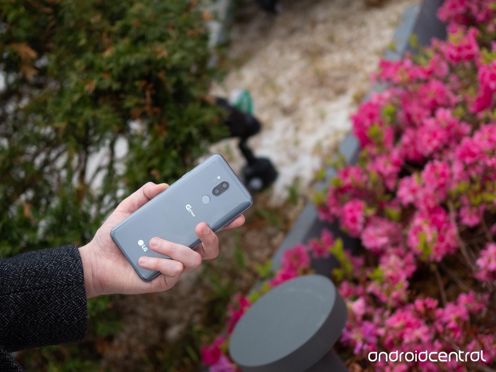 LG G7 ThinQ chính thức ra mắt với Snapdragon 845, 6GB RAM, camera kép, và màn hình tai thỏ