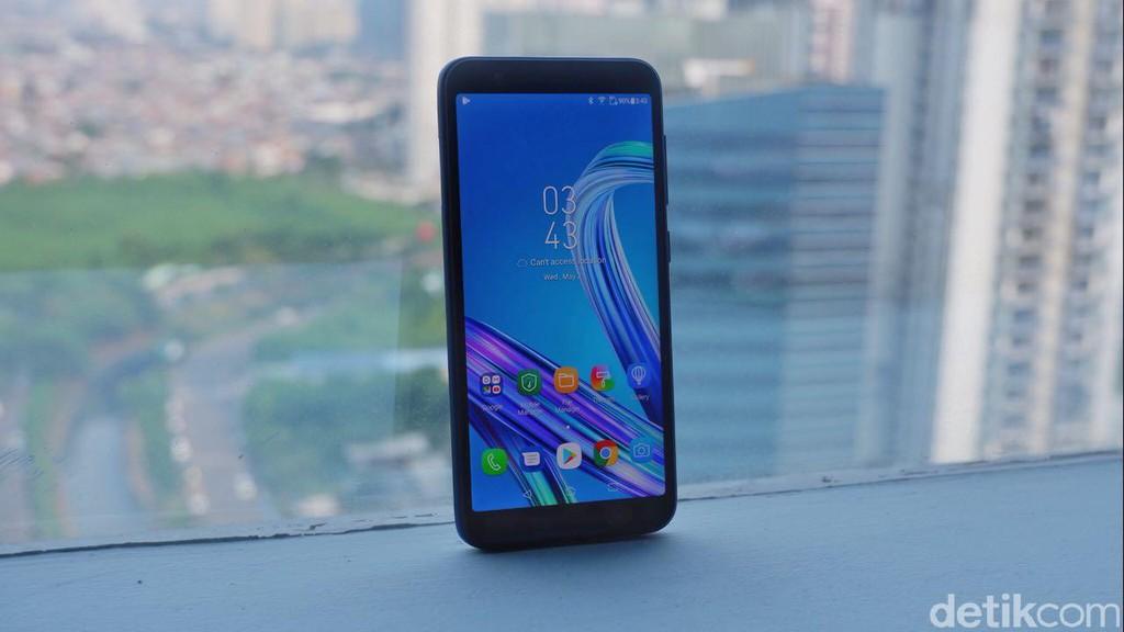 Asus ra mắt ZenFone Live L1 chạy Android Go với màn hình 18:9, Snapdragon 425
