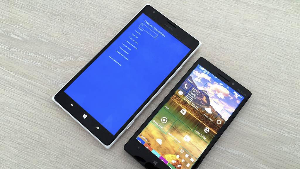 Xuất hiện video cho thấy Windows 10 đã có thể cài đặt trên Lumia 950 XL