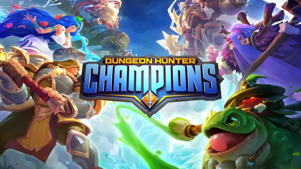 Gameloft chính thức phát hành toàn cầu tựa game Dungeon Hunter Champions trên cả iOS và Android