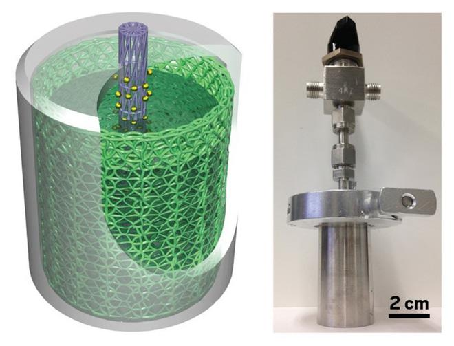 Pin sạc hydro-mangan: Loại pin dựa trên nước này cung cấp khả năng lưu trữ năng lượng ở quy mô lớn