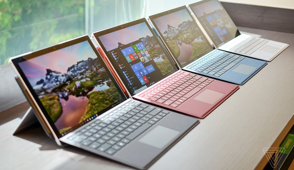 Microsoft tung hàng loạt video quảng cáo khẳng định Surface Pro là laptop thượng đẳng cho sinh viên