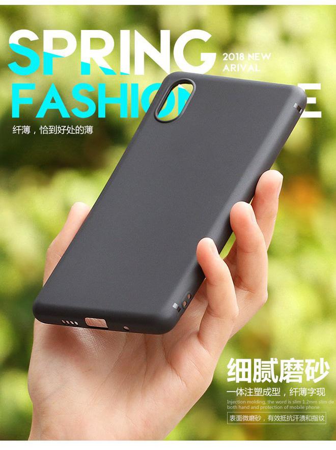 Ốp lưng cho Xiaomi Mi 7 vô tình xác nhận thiết kế máy