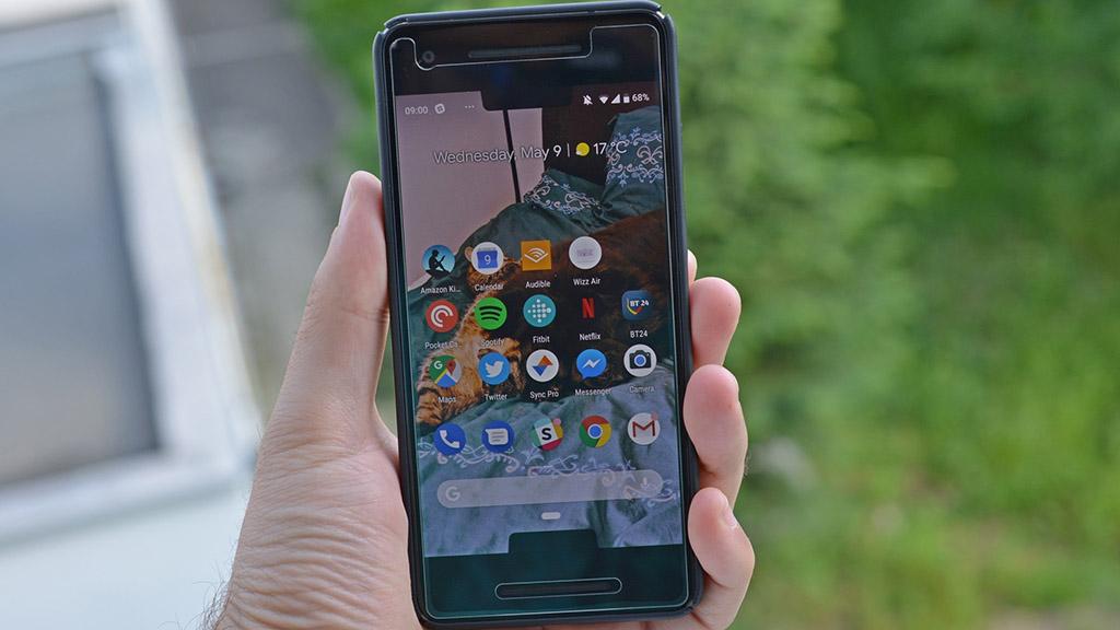 Android P sẽ hỗ trợ cả những thiết bị có hai cặp tai thỏ
