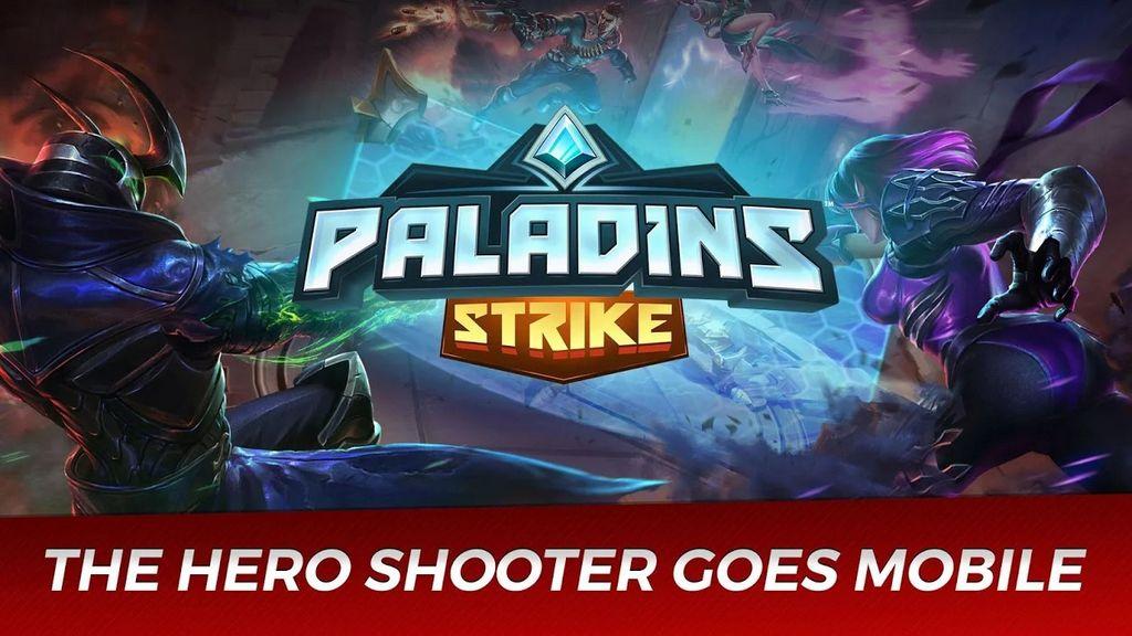 Game MOBA: Paladins Strike chính thức được Hi-Rez Studio phát hành trên toàn cầu