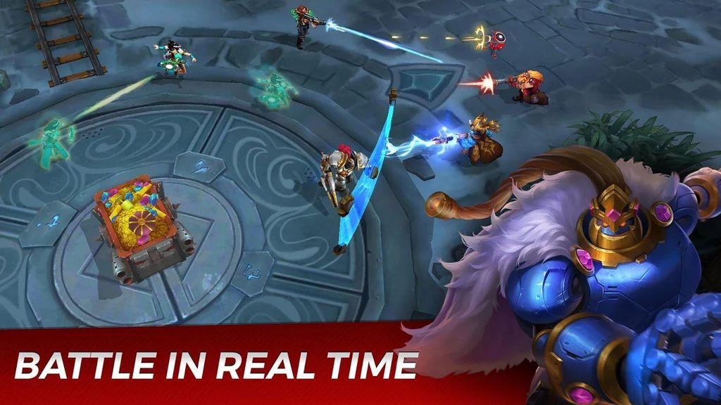 [Android/iOS] Game MOBA: Paladins Strike chính thức được Hi-Rez Studio phát hành toàn cầu