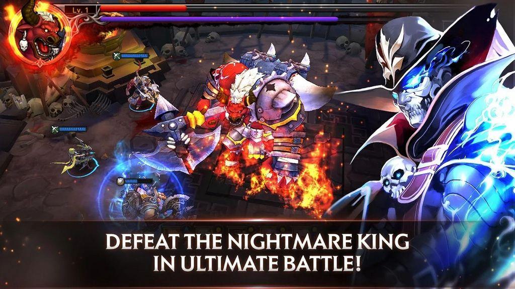 Returners: Tựa game nhập vai chiến thuật với gameplay độc đáo vừa được Nexon phát hành toàn cầu