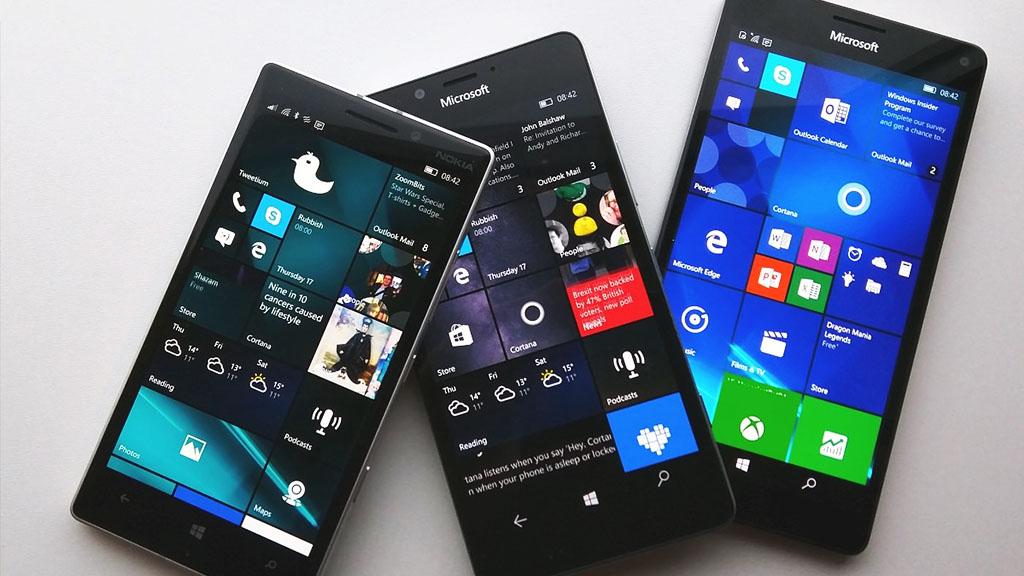 Xuất hiện video cho thấy Windows 10 ARM hoạt động mượt mà trên Lumia 950 XL