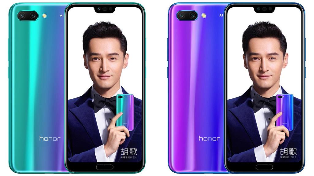 Huawei Honor 10 chính thức ra mắt toàn cầu với vi xử lý Kirin 970, camera kép AI 24MP, giá từ 10.8 triệu