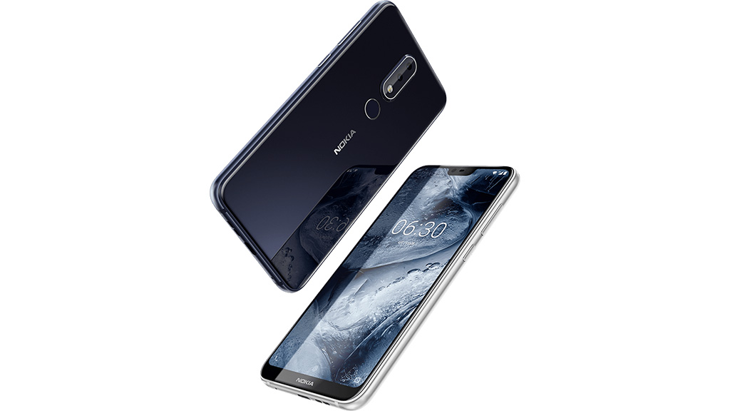 Nokia X6 chính thức ra mắt với chíp Snapdragon 636, camera kép, màn hình tai thỏ, giá từ 4.6 triệu