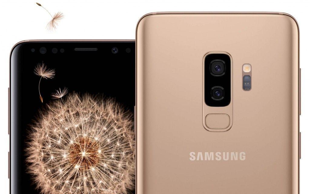 Samsung ra mắt Galaxy S9/S9+ màu Sunrise Gold, sẽ bán tại Việt Nam vào tháng 6