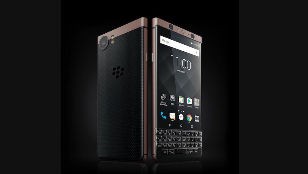 BlackBerry KEYone Bronze Edition chính thức ra mắt tại Việt Nam, giá 16.490.000 VNĐ