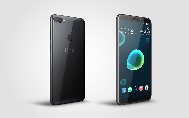 HTC ra mắt mẫu smartphone tầm trung Desire 12 plus tại Việt Nam với giá chỉ 5 triệu đồng