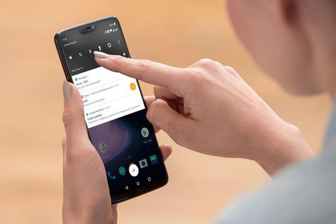 OnePlus 6 chính thức được ra mắt, với Snapdragon 845, màn hình tai thỏ, điều hướng bằng cử chỉ, giá chỉ 529 USD