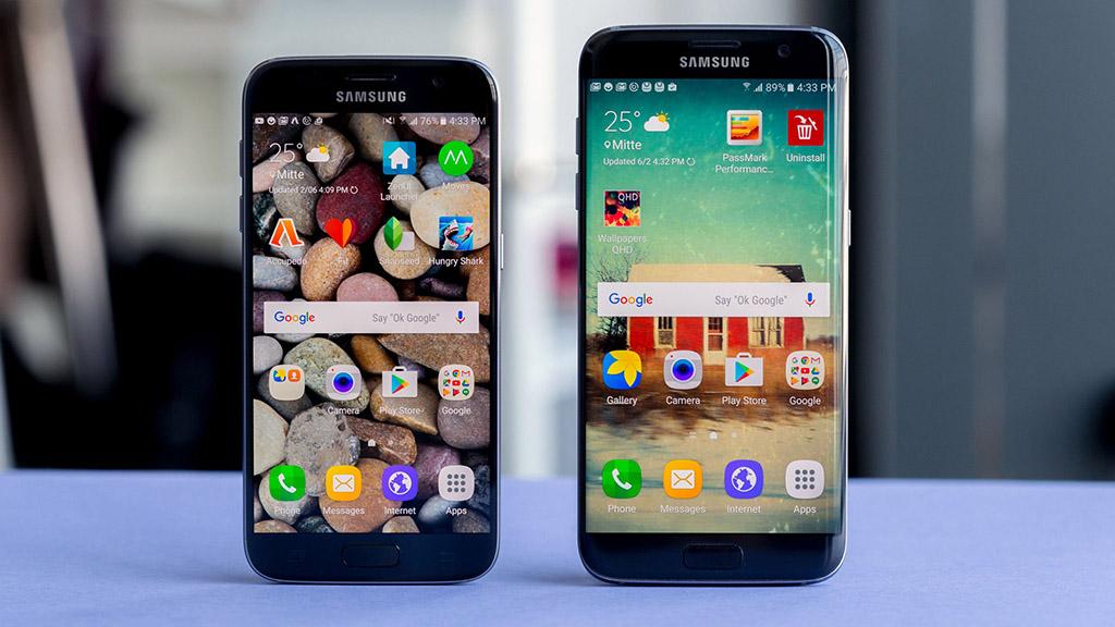 Samsung Galaxy S7 và S7 edge bắt đầu được cập nhật Android 8.0 Oreo trở lại