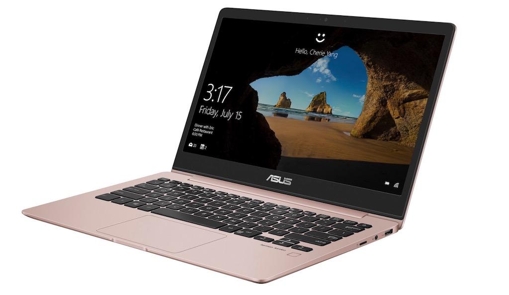 ASUS chính thức ra mắt ZenBook 13 UX331UAL: Laptop siêu nhẹ 985gr với chuẩn quân đội Mỹ