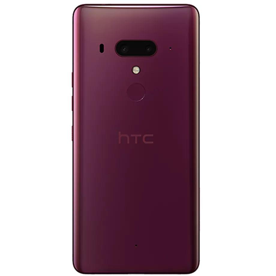 HTC U12 Plus lộ ảnh và cấu hình chính thức trên website của hãng