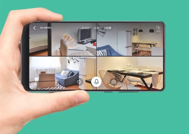 Xiaomi giới thiệu camera giám sát Xiaofang Smart IP, hỗ trợ quay 360 độ, quay đêm, giá chỉ 700 ngàn