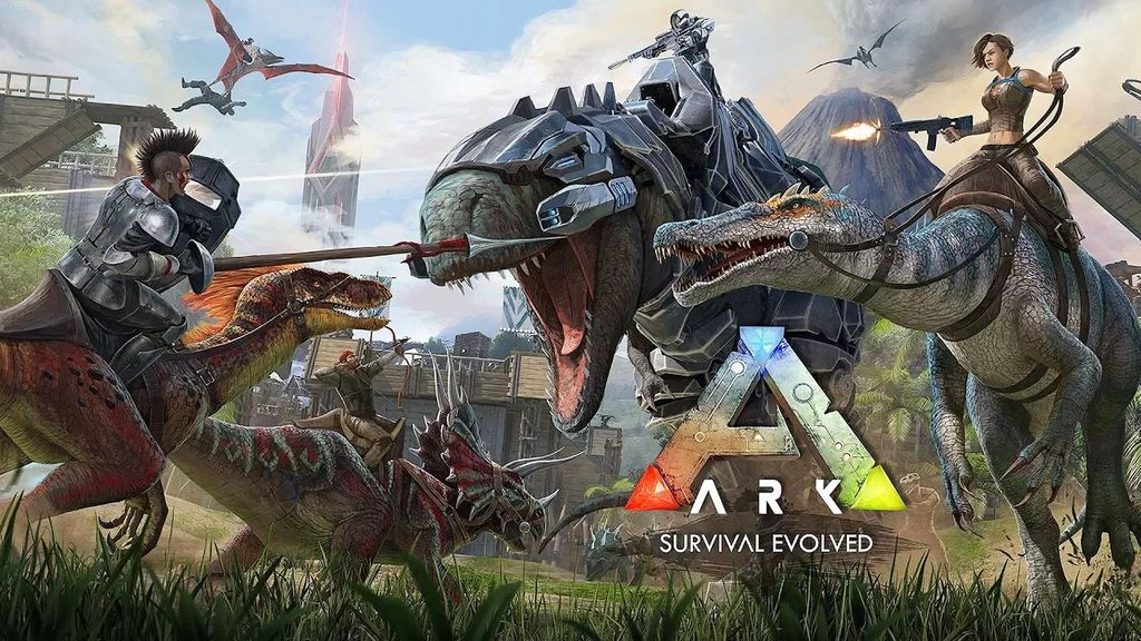 ARK: Survival Evolved đã chính thức có phiên bản dành cho iOS
