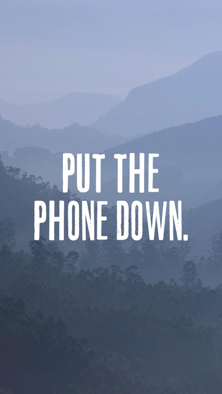 Chia sẻ bộ ảnh nền theo phong cách Text & Quotes cực chất dành cho smartphone